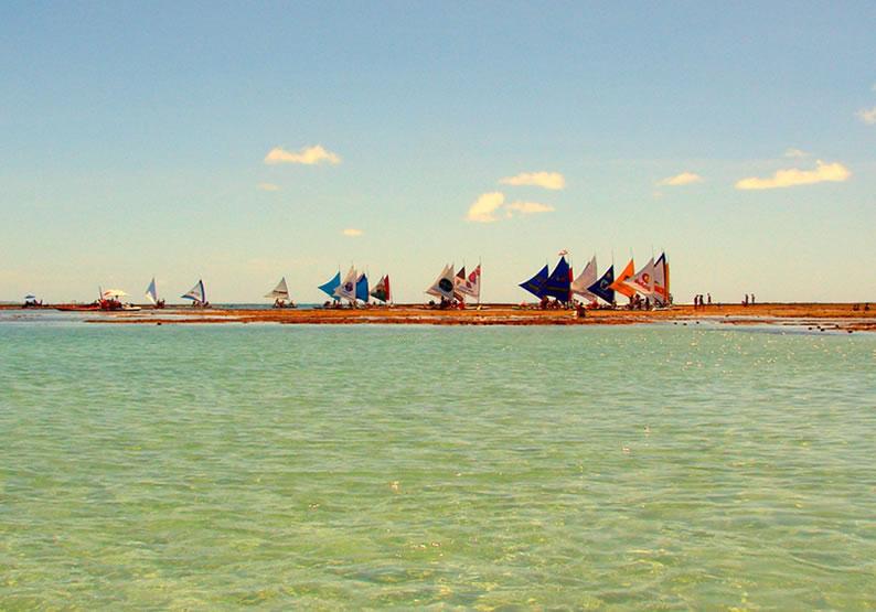 Melhores praias de Recife porto de galinhas