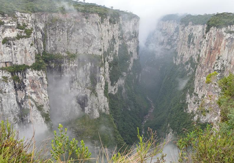 Viagem para o sul do Brasil cidades