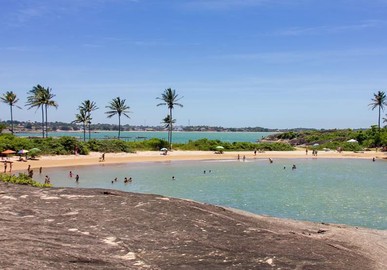 guarapari praia