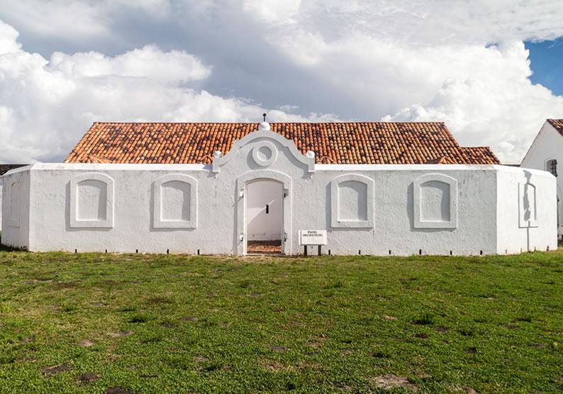 Ponto turístico Macapá Fortaleza de São José de Macapá