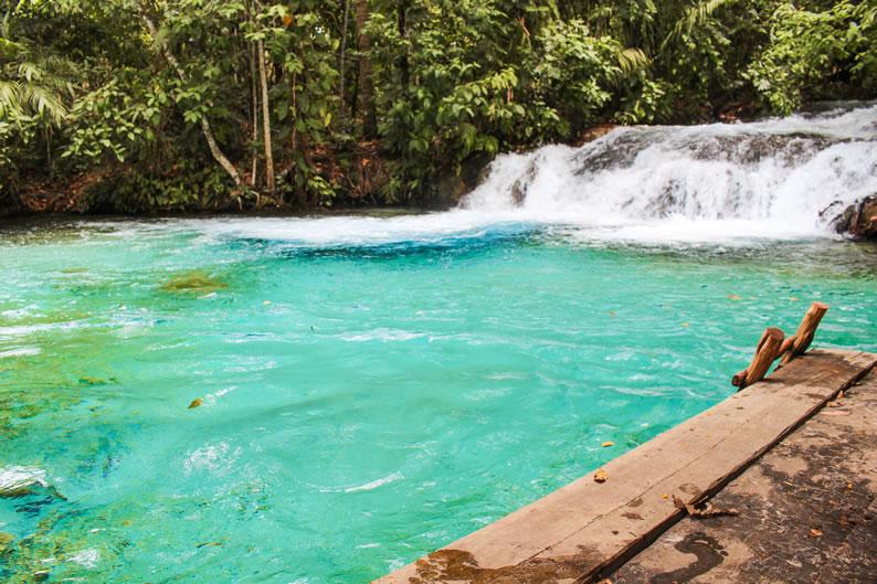 Cachoeira do Formiga jalapão