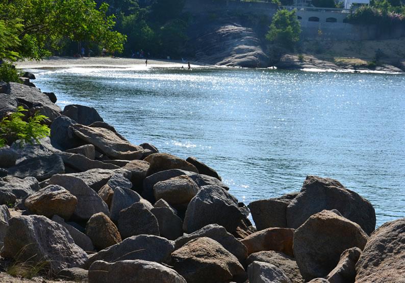 ilha do frade praia vitoria