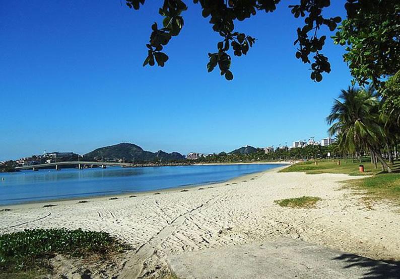 praias em Vitória