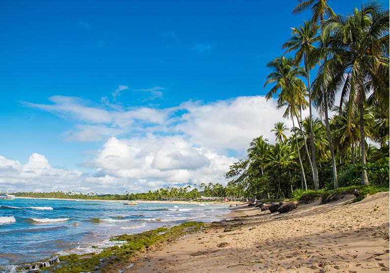 Praias de Salvador para crianças