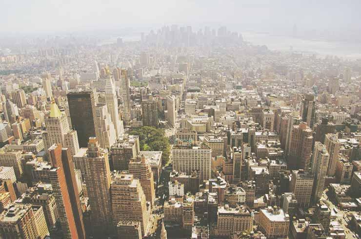 Qual estado fica Nova York