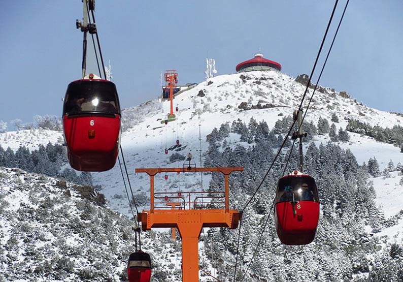 Lugares frios Bariloche