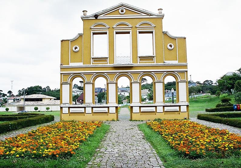 Parques em Curitiba Bosque do Alemão