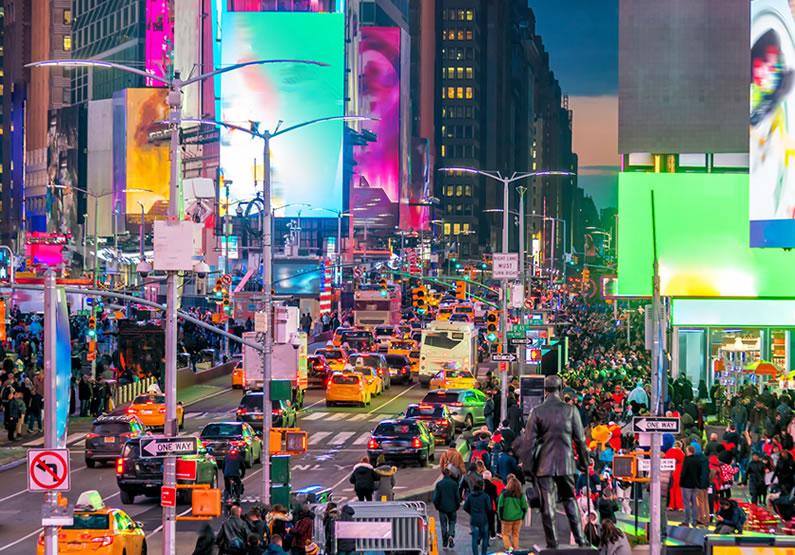 Times Square turismo em NY