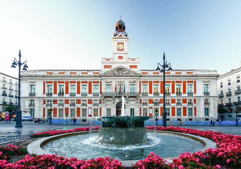 Atrações Turísticas Madrid Puerta del Sol