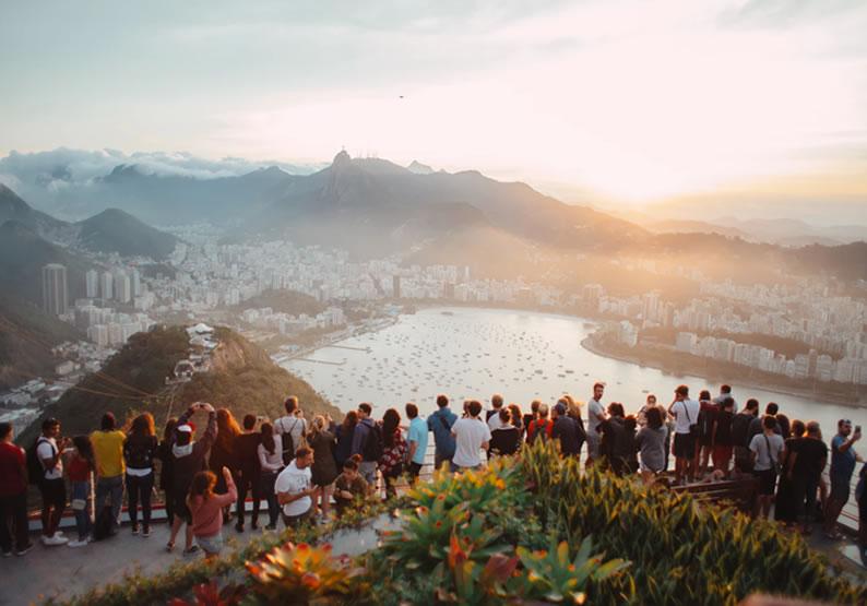 Principais pontos turísticos roteiro Rio de Janeiro