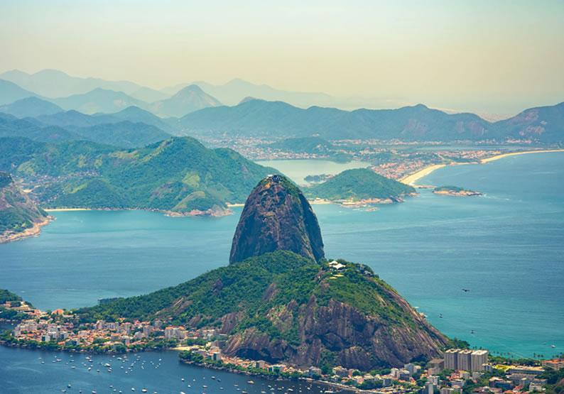 Pão de Açúcar Rio de Janeiro turismo