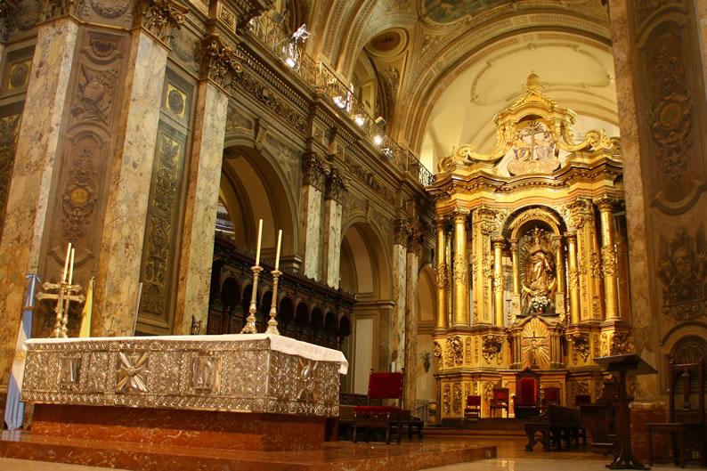 Viagem Buenos Aires catedral
