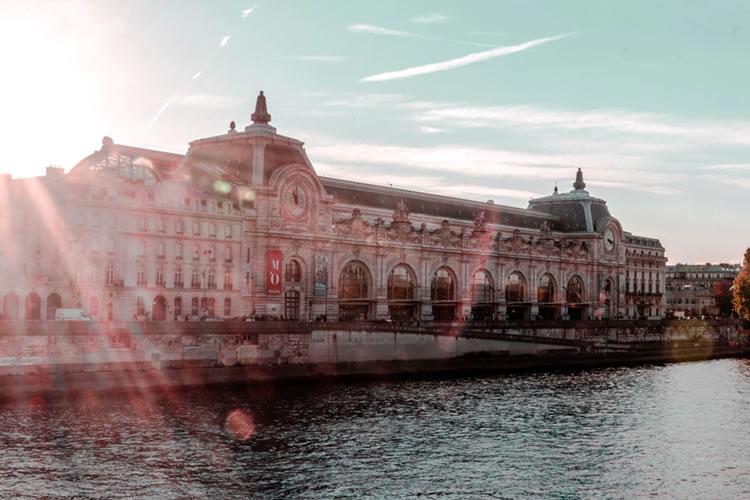 viagem para paris Museu D'Orsay