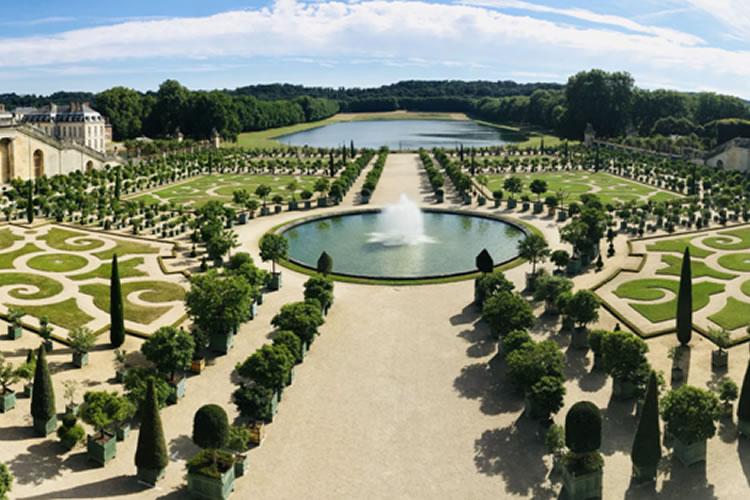 viagem para paris Palácio de Versalhes