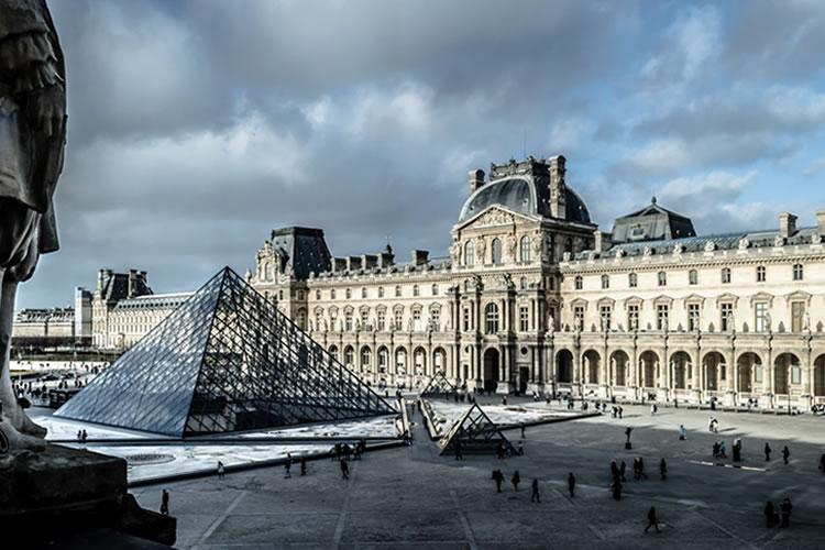 viagem para paris Museu do Louvre