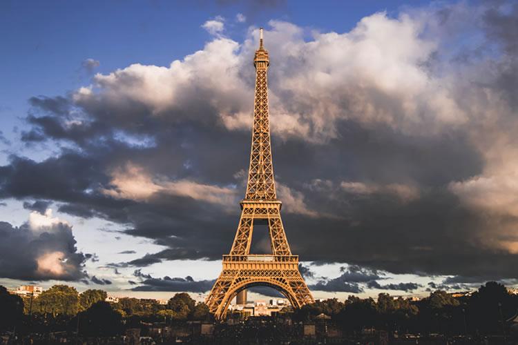 viagem para paris Torre Eiffel