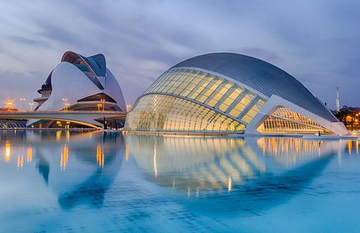 Turismo na Espanha Valência
