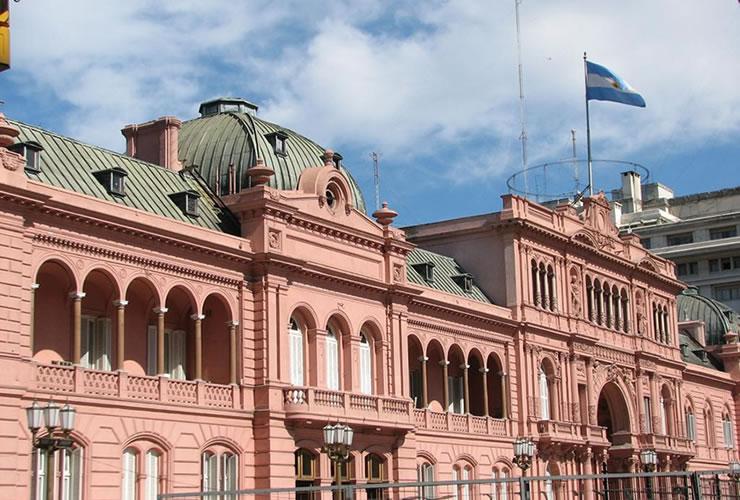 O que fazer em Buenos Aires Casa Rosada