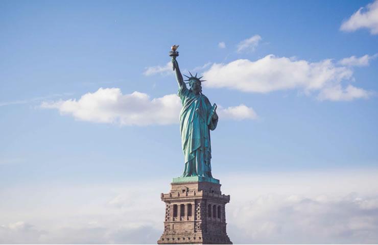 pontos turisticos nova york Estátua da Liberdade