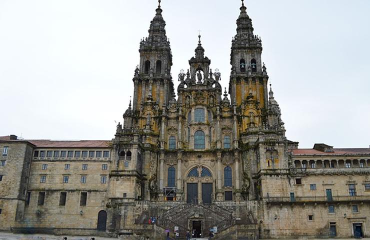 Turismo na Espanha Santiago de Compostela