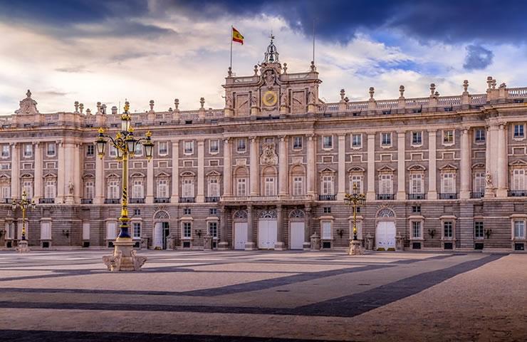 Tour pela Europa Madrid Espanha
