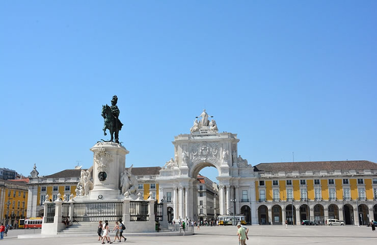 Tour pela Europa Lisboa Portugal