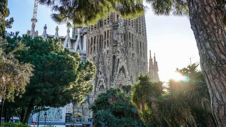 Tour por Barcelona