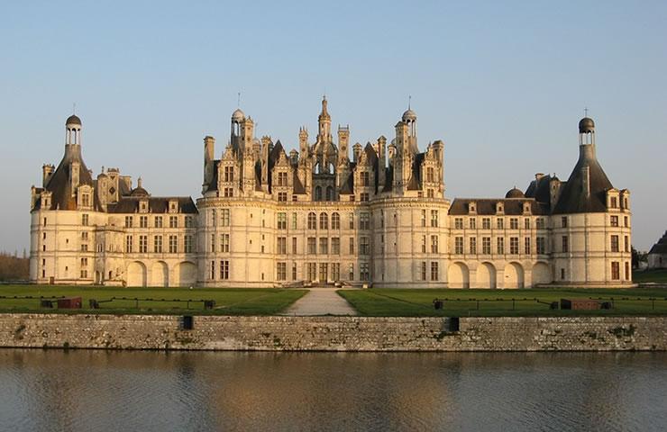 Tour pela Europa Vale do Loire França