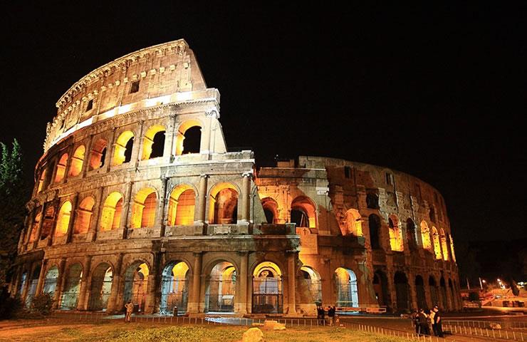 Tour pela Europa Roma Itália