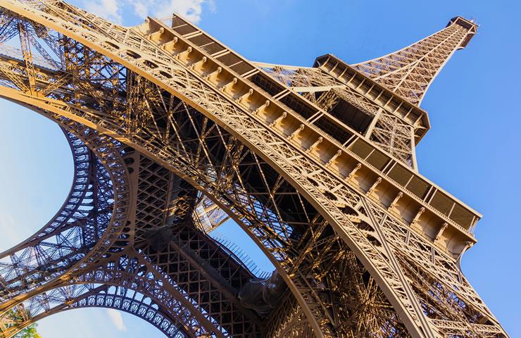 Paris França roteiro europa