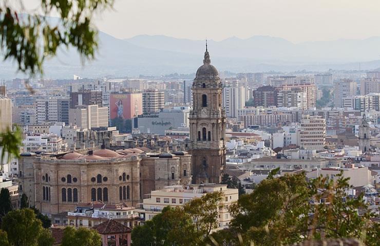 Turismo Málaga Espanha