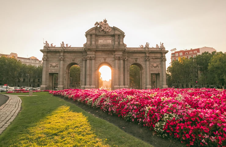 Turismo na Espanha Madrid