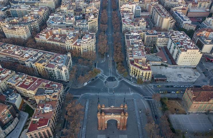 Turismo Espanha Barcelona