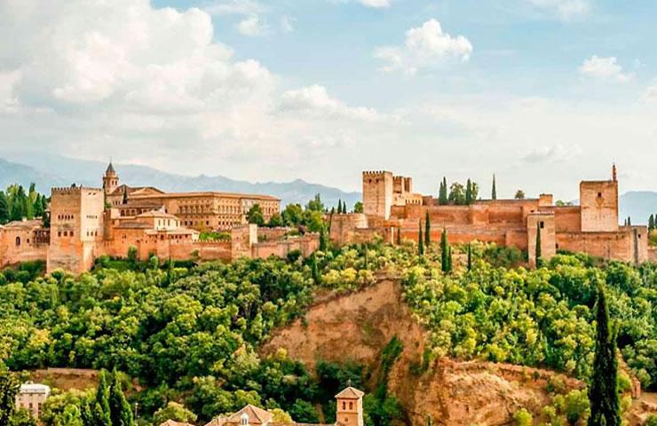 Turismo na Espanha Granada
