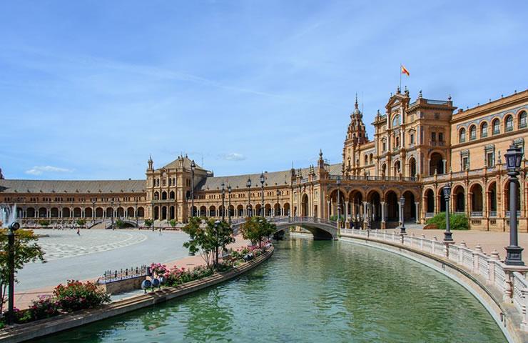 Turismo na Espanha Sevilha