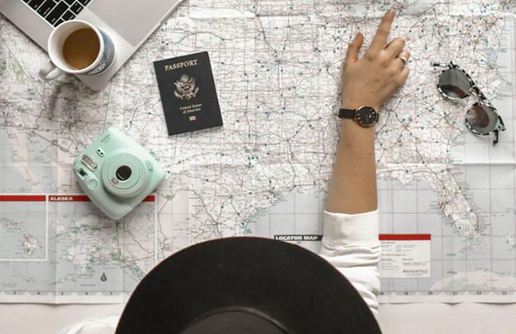 Como viajar barato