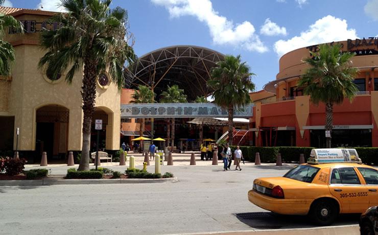 O que fazer em Miami outlet