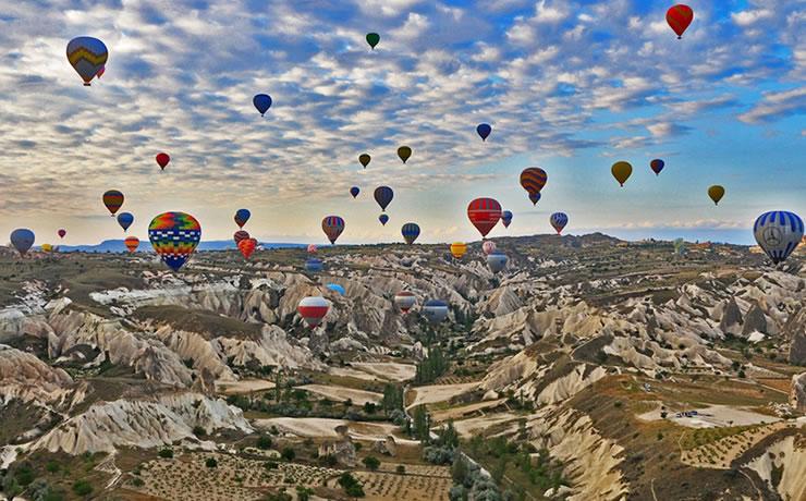 Destinos Internacionais Turquia Baratos