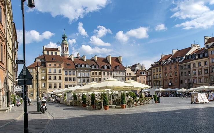 Destinos Internacionais Baratos Polônia