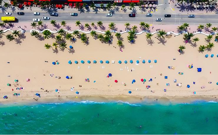 O que fazer em Miami Fort Lauderdale Beach