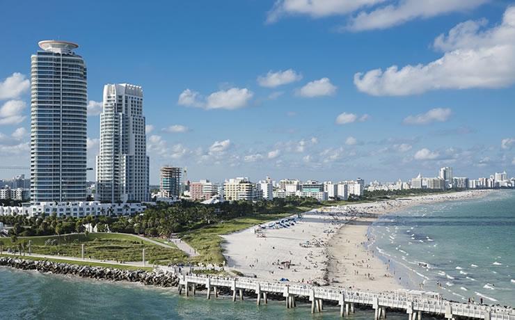 O que fazer em Miami diferença