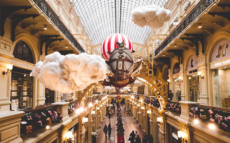 O que fazer em Moscou Shopping GUM