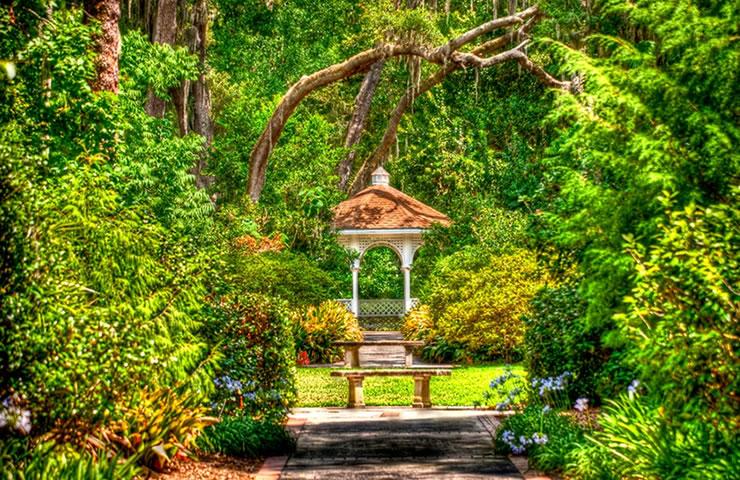Jardins do Harry P. Leu Gardens