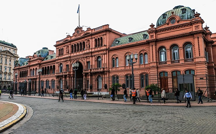 passeios buenos aires Casa Rosada e Plaza de Mayo
