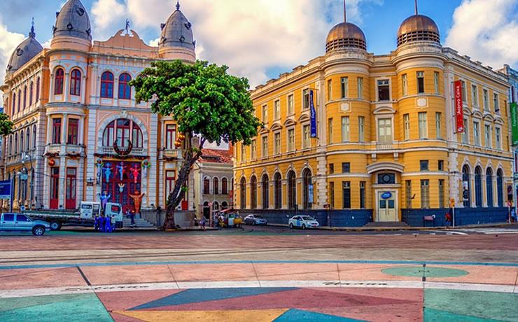 pontos turísticos de Recife pernambuco