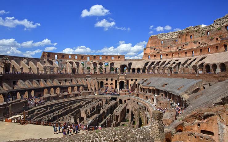 ponto turisticos roma