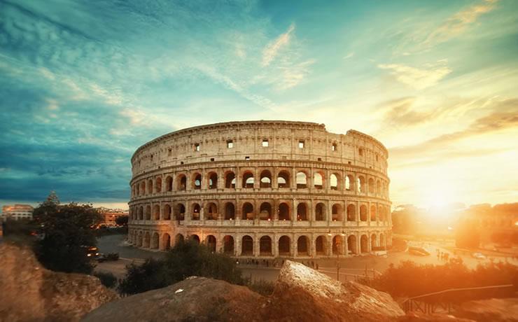 ponto turisticos de roma