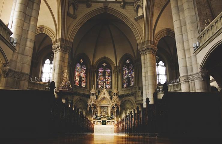 Pontos Turísticos Catedral da Sé