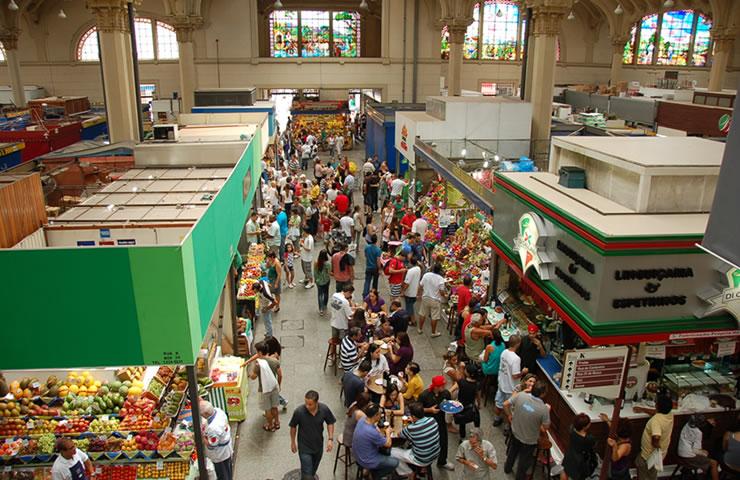 Pontos Turísticos Sp Mercado Municipal