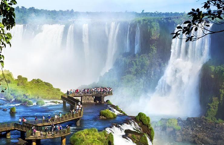 Quais são os lugares bonitos do Brasil